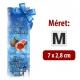 """Füge karácsonyi pálinka címke - """"Xmas blue"""""""