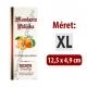 """Mandarin pálinkás címke - Kézzel írható - """"manuscript"""""""