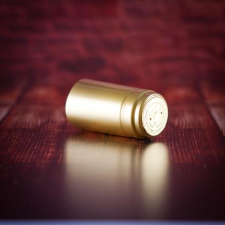 Kapszula pálinkás üveghez - arany