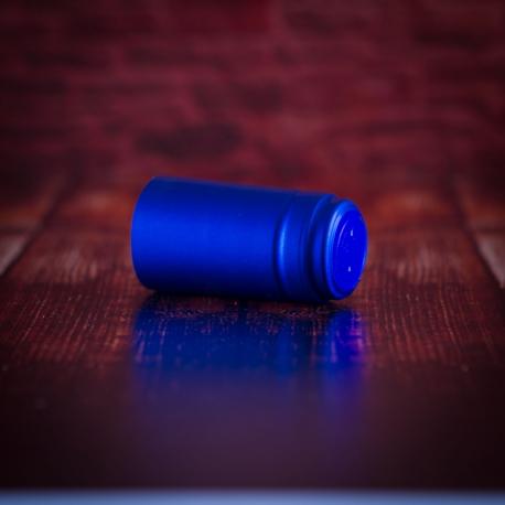 Kapszula pálinkás üveghez - kék