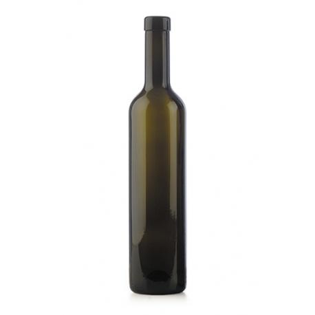 Black 0,5l pálinkás üveg