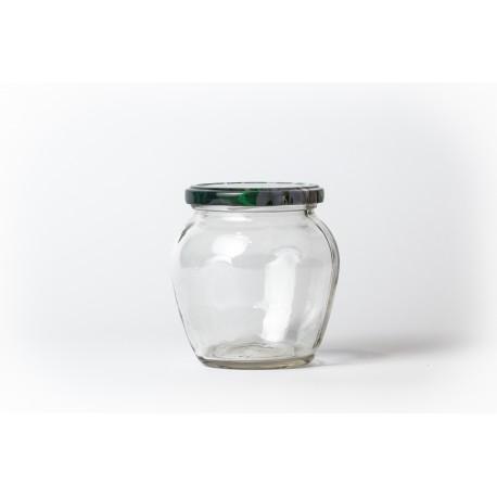 Orcio 212 ml befőttes üveg