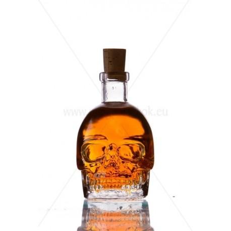 Koponya 0,1l üveg palack