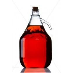 Demizson 3l csatos üveg palack