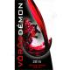 """Boros címke - """"rosso daemon"""""""