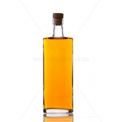 Aceide 0,5l üveg palack