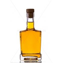 King piatta 0,2l üveg palack