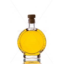 Kulacs 0,1l üveg palack