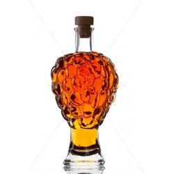 Szőllő 0,5l díszüveg palack