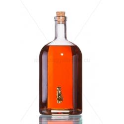 Botique 1,5l csapos üveg palack