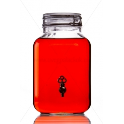 Fidó 3l csapos üveg palack