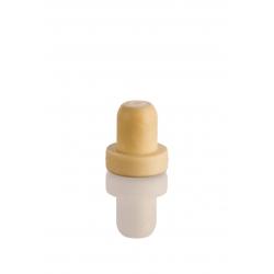 Szintetikus dugó - 17 mm