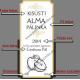 """Alma pálinkás címke - """"classic"""""""