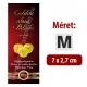 "Golden alma pálinka címke - ""Rufous"""