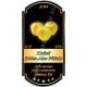 """Golden alma pálinkás címke - """"Goldfield"""""""