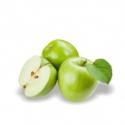 Zöld alma pálinka címke