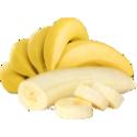 Banán pálinka címke