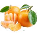Mandarin pálinka címke