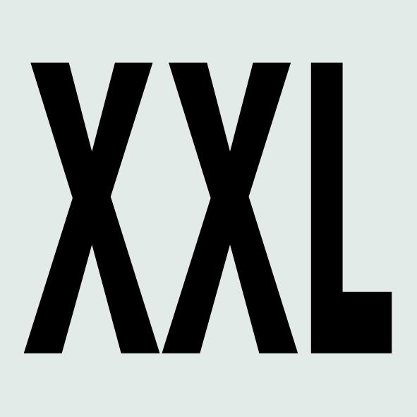 XXL-es méret